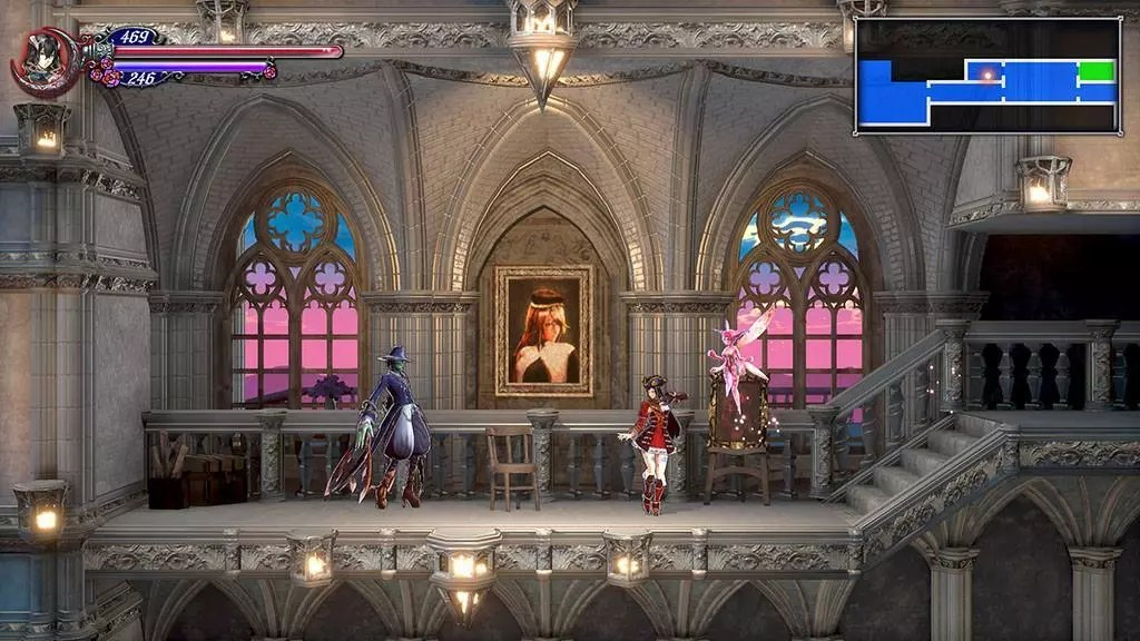 Sweeney Todd Cameo in Bloodstained: Ritual of the Night