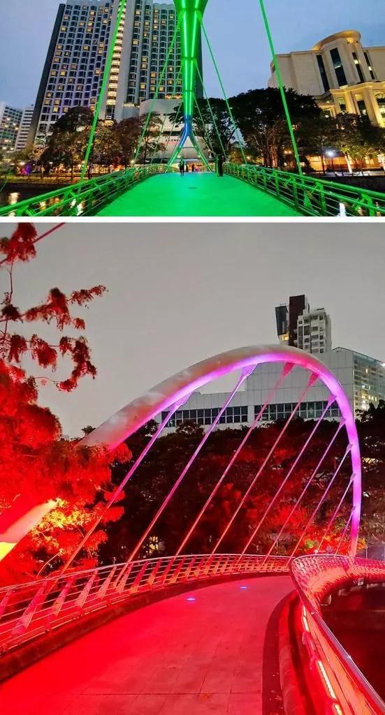 Robertson Quay Bridges