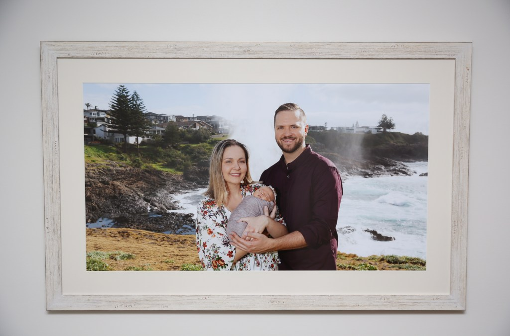 Wollongong kiama newborn photographer