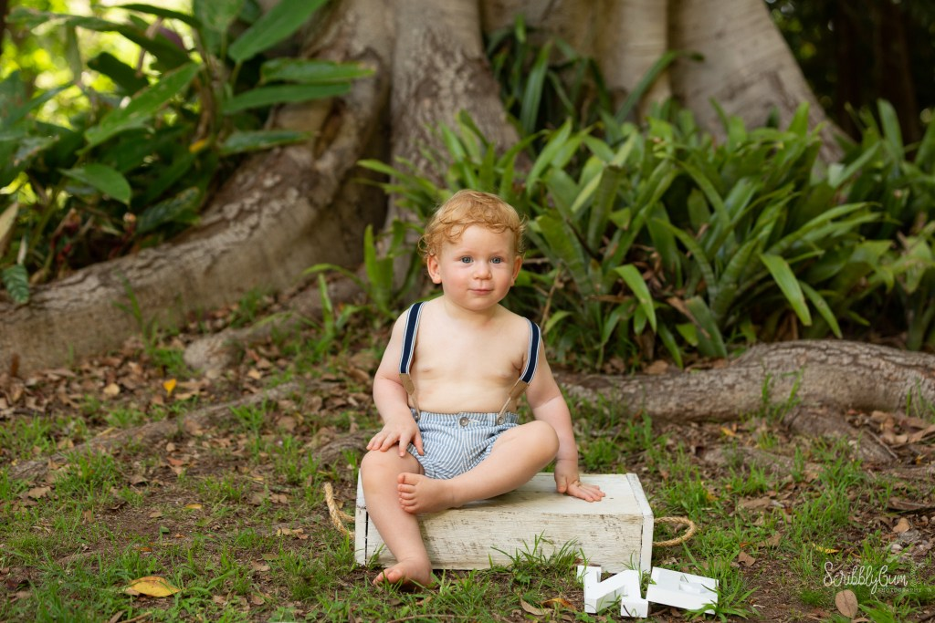 Wollongong First Birthday Photoshoot