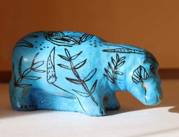 Hippopotame des marécages
