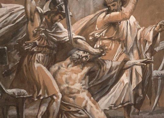 [Exposition] Antoine-Jean Gros : dessins du Louvre