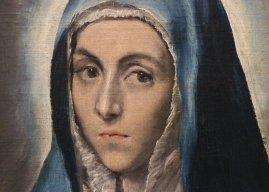 [Chef-d'œuvre] «La Vierge Marie» de Greco