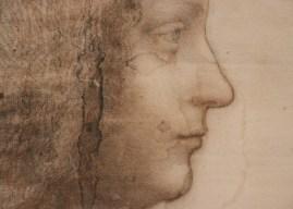 [Léonard] Portrait d'Isabelle d'Este
