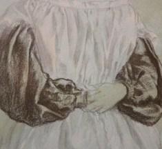 [Chef-d'œuvre] «Portrait de Giovanna Bellelli» par Edgar Degas