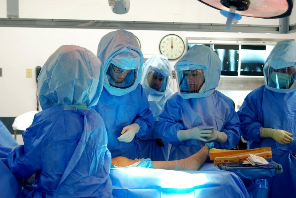 Orthopaedic Surgery Transcription
