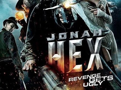 Affiche du film Jonah Hex