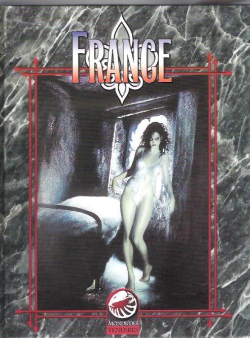 France supplement pour le monde des ténèbres