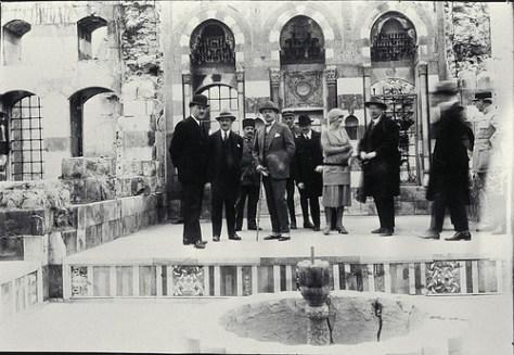 l'Institut Français d'Archéologie et d'Art Musulmans
