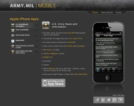 army mil mobil