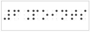 6points le jeu de role pour aveugles