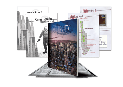 Solipcity
