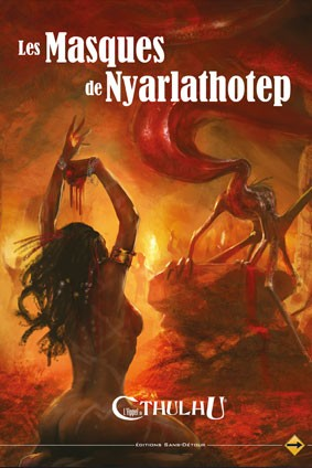 Les Masques de Nyarlathotep