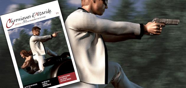 Les Chroniques d'Altaride n°8 – Special Espionnage