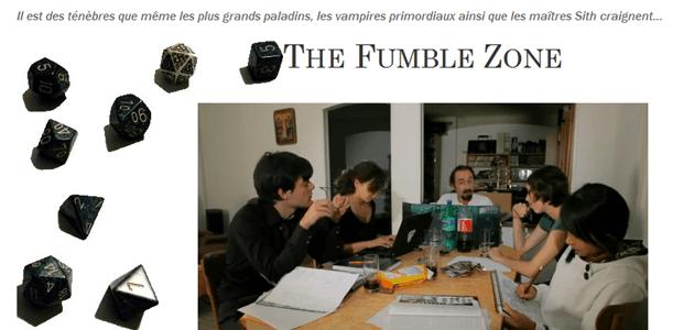 The Fumble Zone