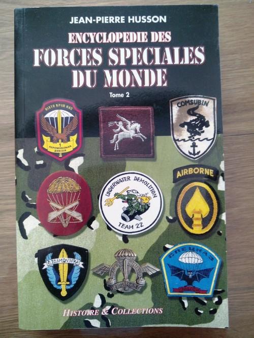 Encyclopédie des Forces Spéciales du Monde Tome 2