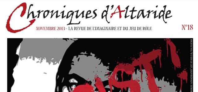 Chroniques d'Altaride n°18 : La Résistance