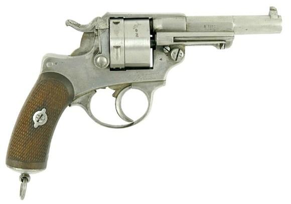 Chamelot-Delvigne Modèle 1873A