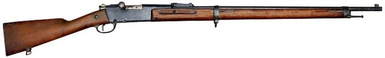 Fusil Lebel Modele 1886