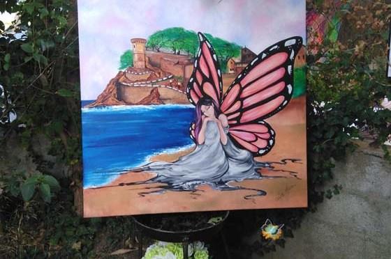 [Coup de cœur] Ana Maïa – Real Faeries – Artiste