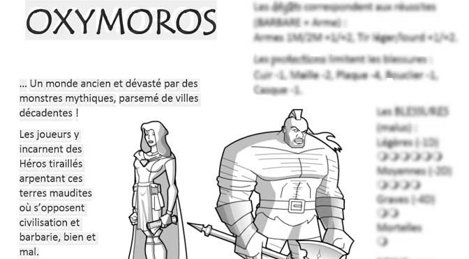 oxymoros