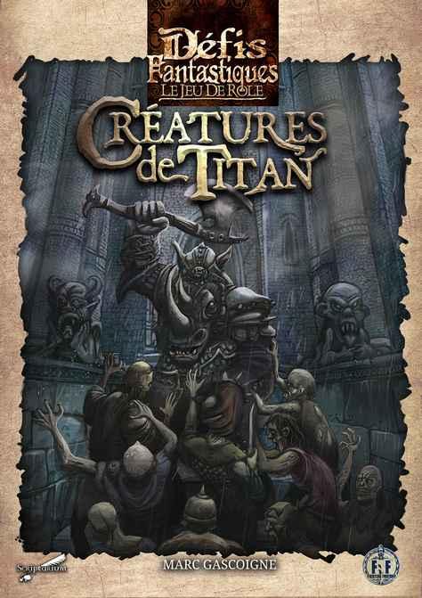 creatures de titan