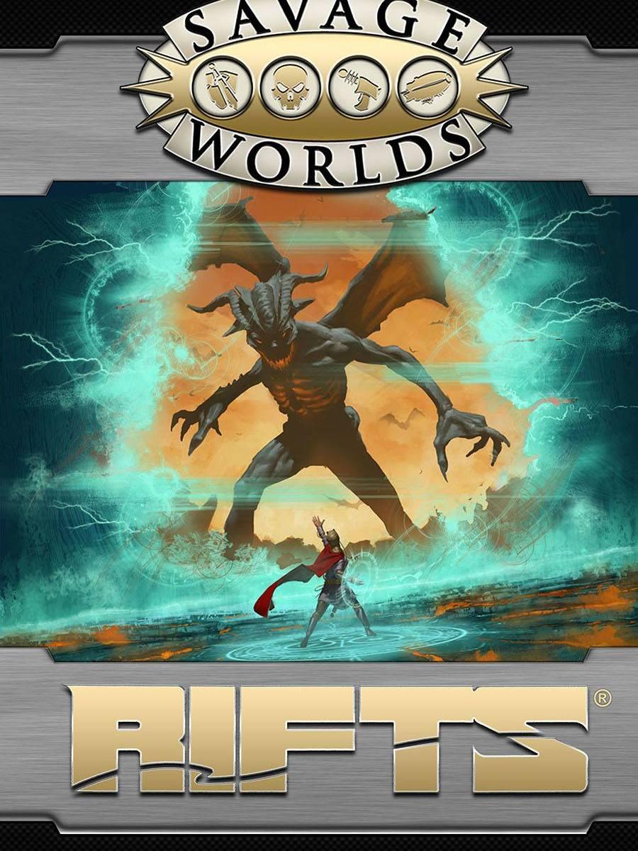 RIFTS® pour Savage Worlds - Game Master's Handbook