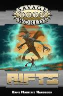 RIFTS® pour Savage Worlds - Game Master's Handbook
