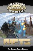 RIFTS® pour Savage Worlds - The Garnet Town Gambit