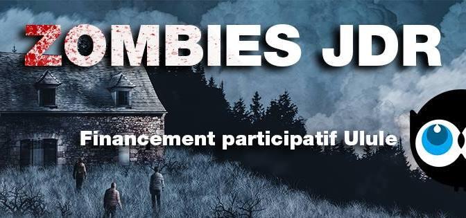 Zombies JDR Le jeu de rôles d'ambiances zombies.