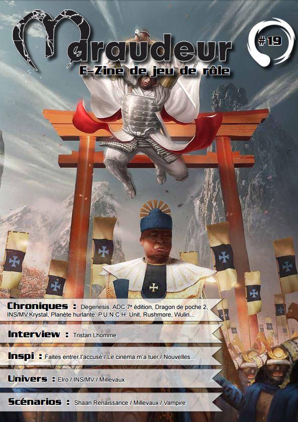 Cliquez sur la couverture du Maraudeur pour télécharger gratuitement