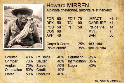 howard mirren