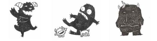 Petits détectives de monstres