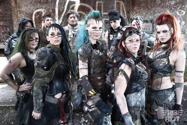 tribe riot