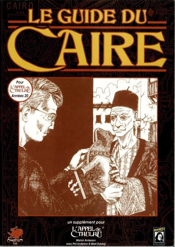 Le Guide du Caire : L'Appel de Cthulhu