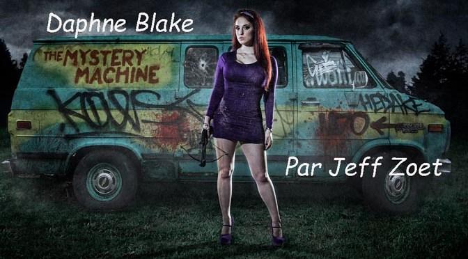 [Pulp Mystery Machine] Daphné Blake