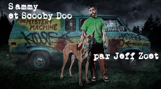 Pulp mystery machine sammy rogers et scooby doo - Scooby doo sammy ...