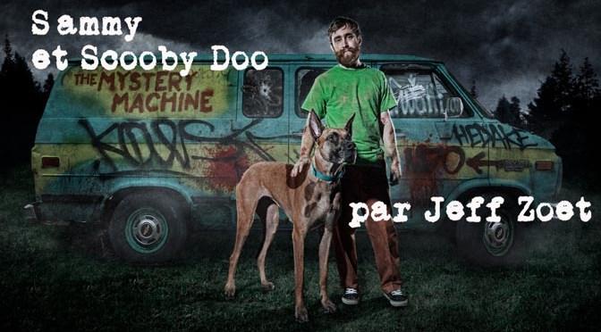 [Pulp Mystery Machine] Sammy Rogers et Scooby Doo