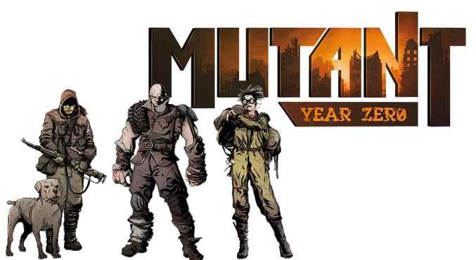 [Précommande] Mutant : Année zéro - livre de base