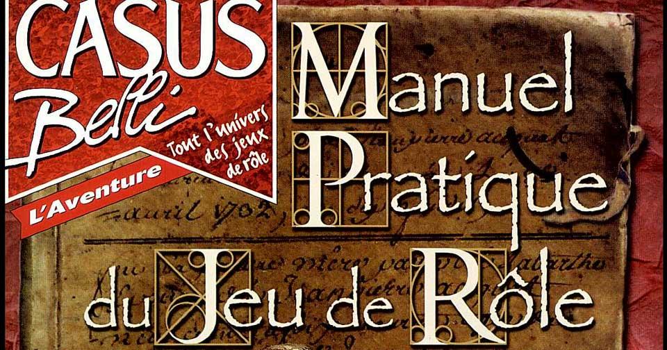 Manuel Pratique du Jeu de rôle