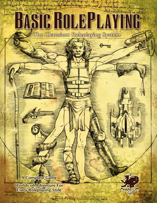 Basic Roleplaying - The Chaosium Roleplaying System