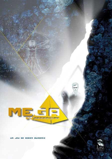 Mega, le jeu de rôle des Messagers Galactiques
