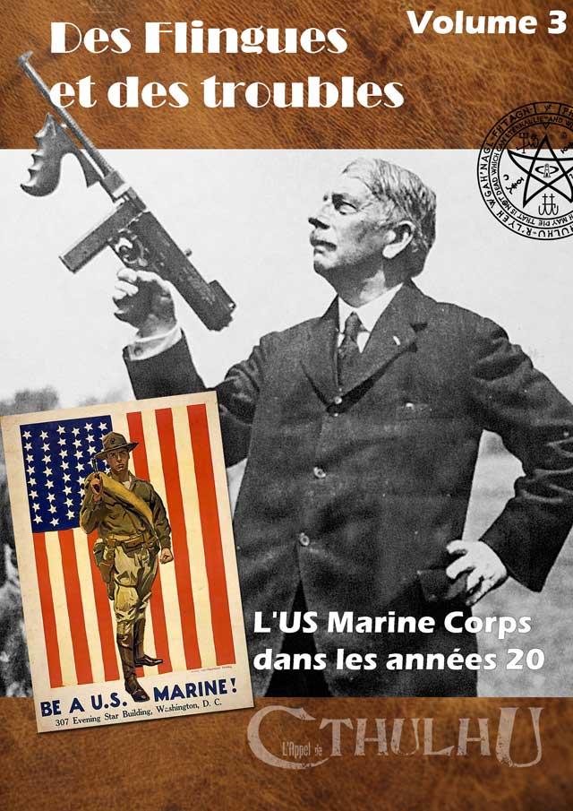 L'US Marine Corps dans les années 20