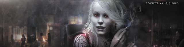 vampire la mascarade - La société vampirique