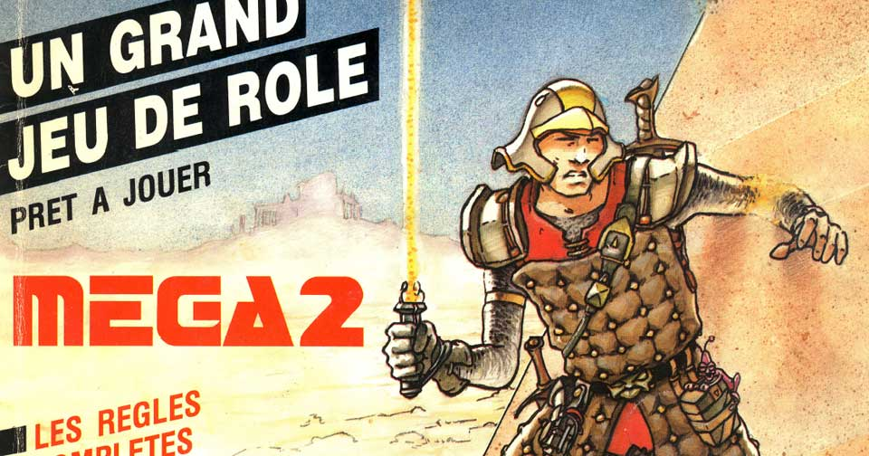 Mega2 un grand jeu de rôle complet