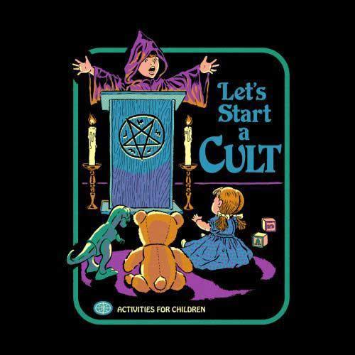 Let's start a Cult - Steven Rhodes
