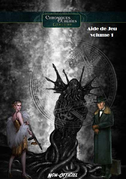 Chroniques Oubliées Cthulhu - Aide de jeu volume 1