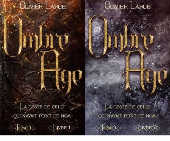 Ombre Âge Livre 1 et Livre 2