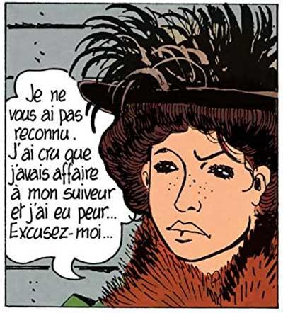 Mademoiselle Blanc-Sec