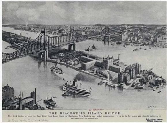 Le pont de Queensboro